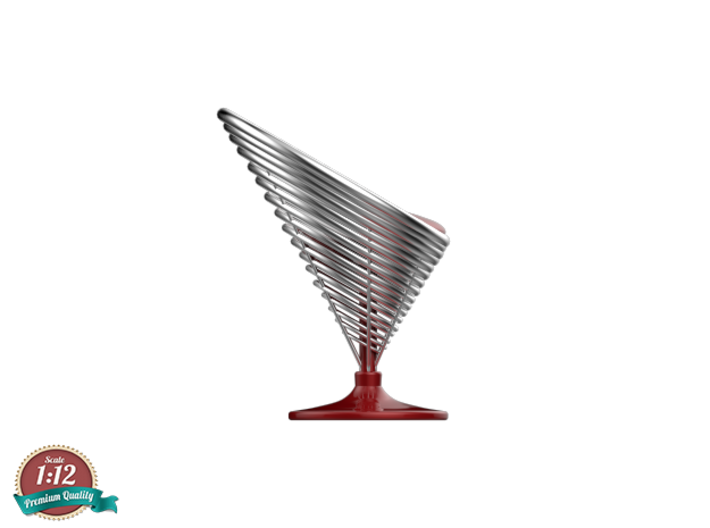 Miniature Wire Cone Chair - Verner Panton 3d printed Miniature Wire Cone Chair - Verner Panton