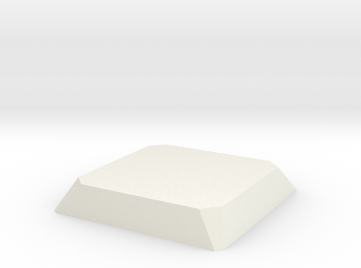 Square Base 3d printed
