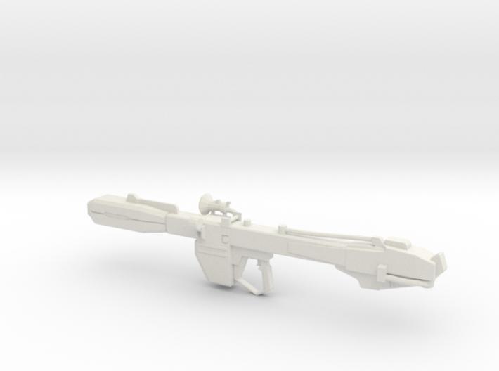 Gundam Beam Bazooka 1-144 3d printed
