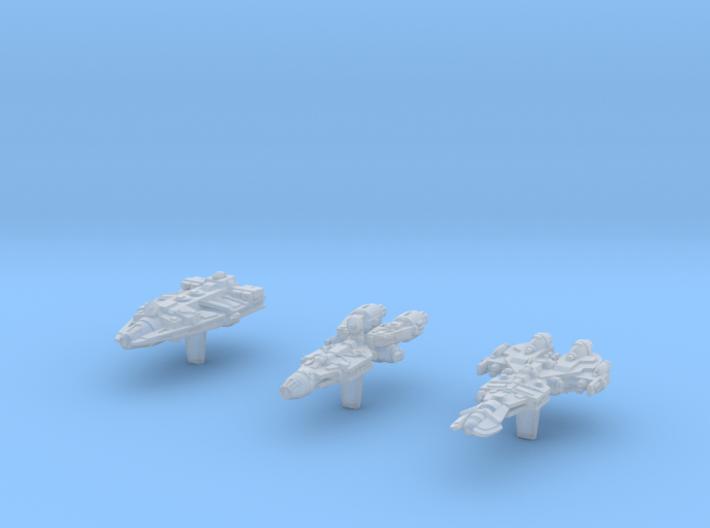 (Armada) Transports Set XI 3d printed