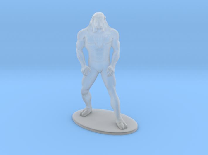 Ookla the Mok Miniature 3d printed