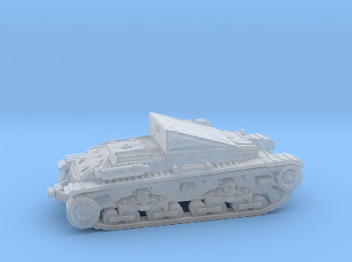 Morserzugmittel 35 tank 1/200 3d printed