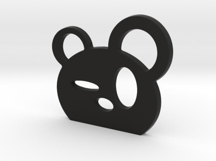 Drunk Panda! 3d printed