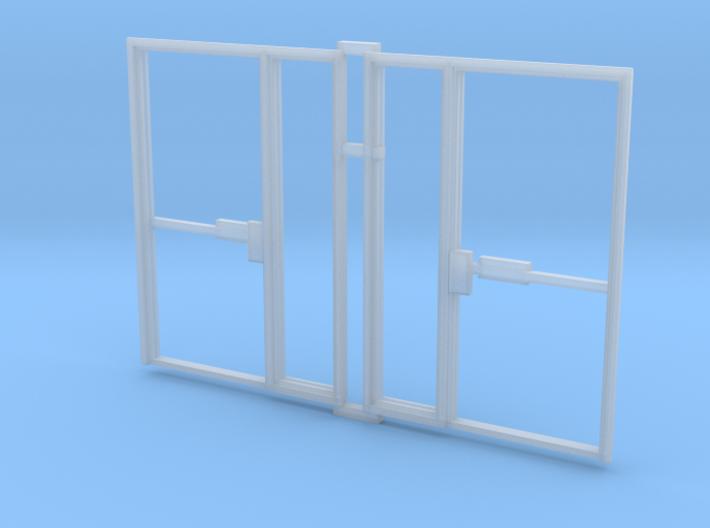 Single Office Door 1:35 x 2 3d printed