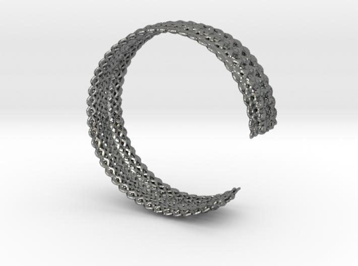 Bracelet Deco Medium 3d printed