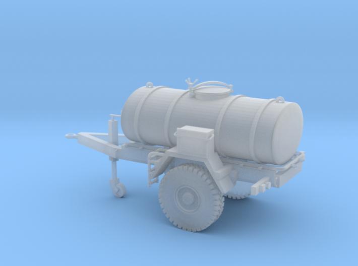 Remolque Aljibe-2Tn-H0-proto-01 3d printed