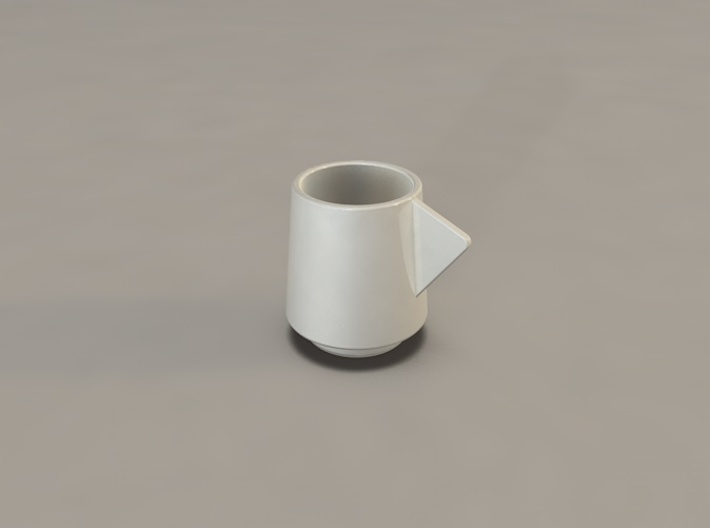 CUP TRIANGLE 3d printed