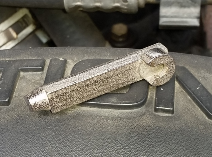 X on Dodge Ram Throttle Cable