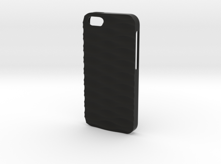 iPhone SE Case_Seamless 3d printed