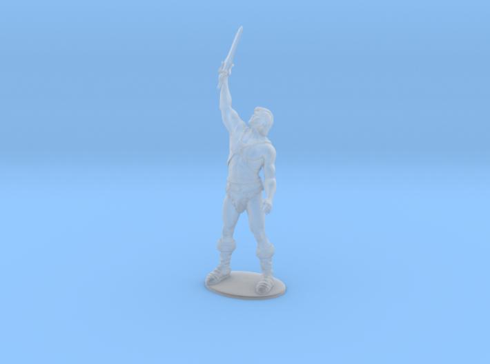 He-Man Miniature 3d printed