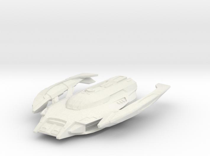"Aquarius Class Scout 2"" 3d printed"