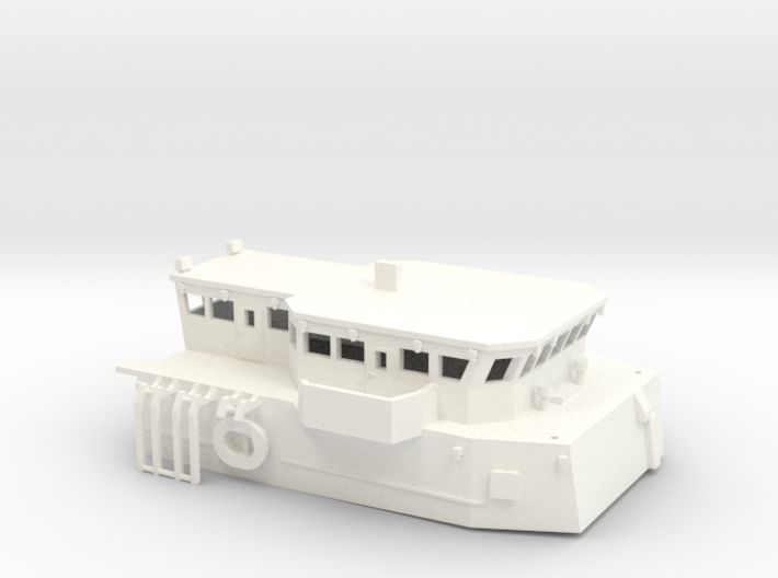 Superstructure 1:144 scale 3d printed