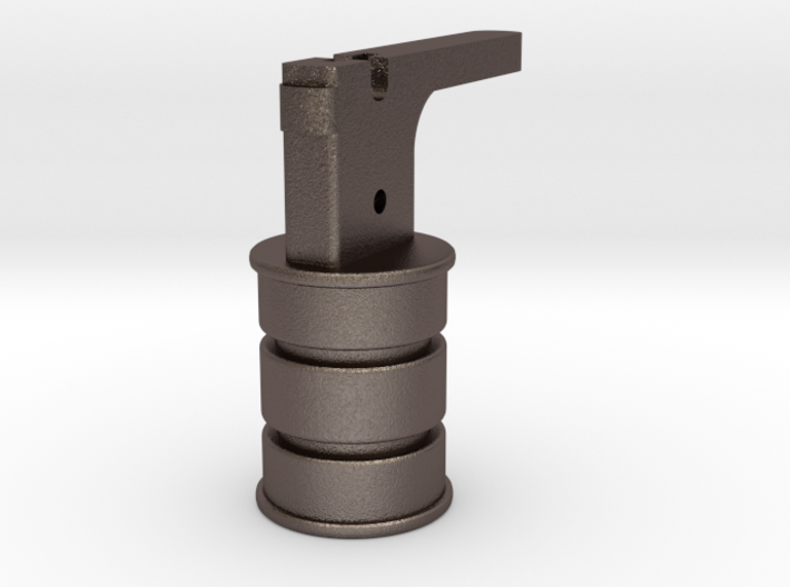 Maruzen M1100 Charching Handle E 3d printed
