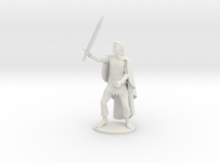 Belgarion Miniature 3d printed