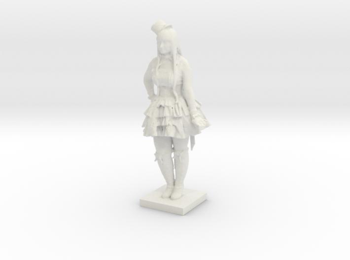 Printle C Femme 586 - 1/24 3d printed