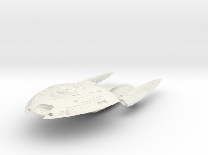 Sawyer Class HvyDestroyer 3d printed