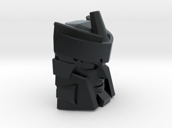 Flaming Wrath's Face for Titans Return Hot Rod 3d printed