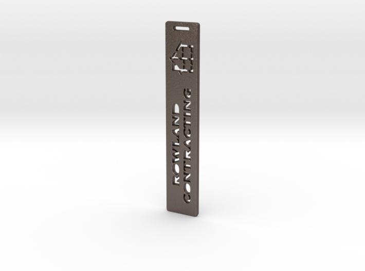 RCS Bookmark 3d printed