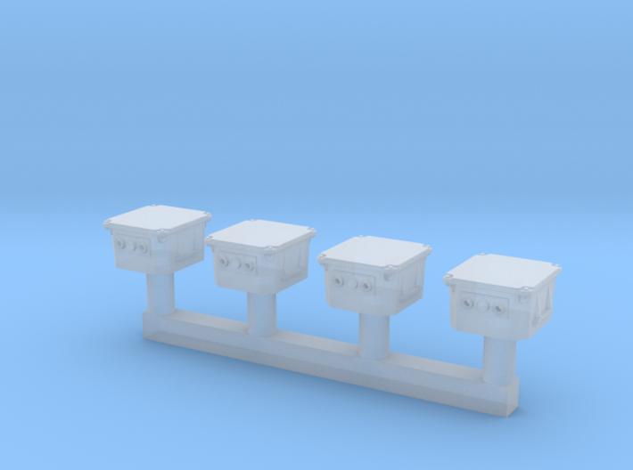 TJ-H04670 - Boitiers de connexion inductive 3d printed
