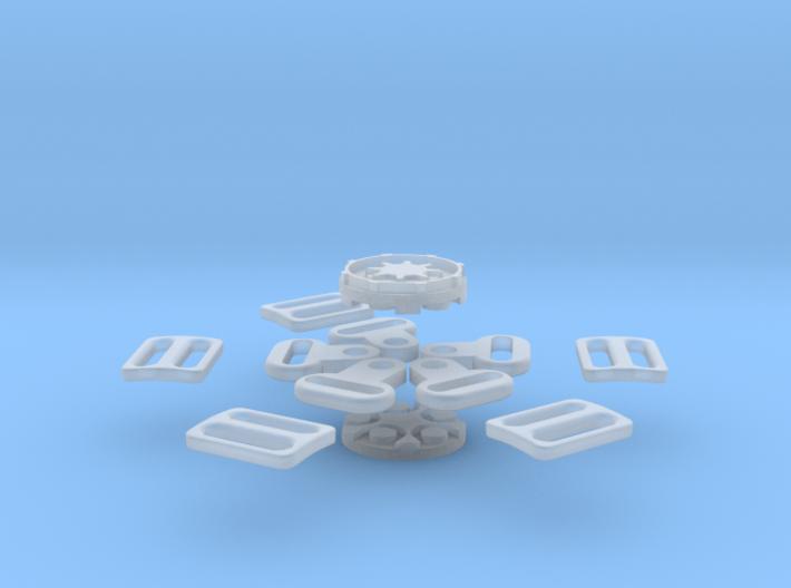 Ceinture Securité EC 1.6 3d printed