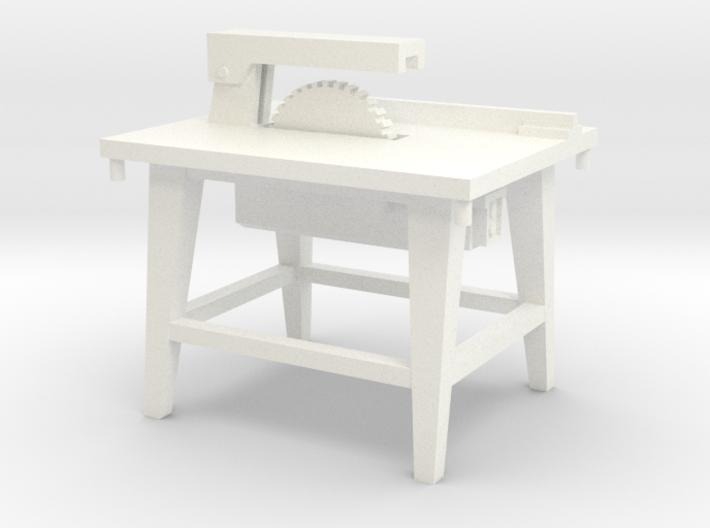 1:50 Bauzubehör Kreissäge / Table Saw 3d printed
