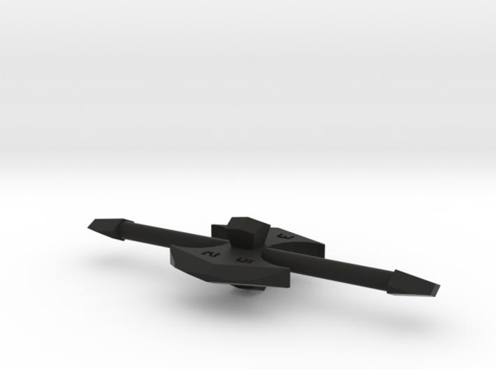 Battleaxe D8 3d printed