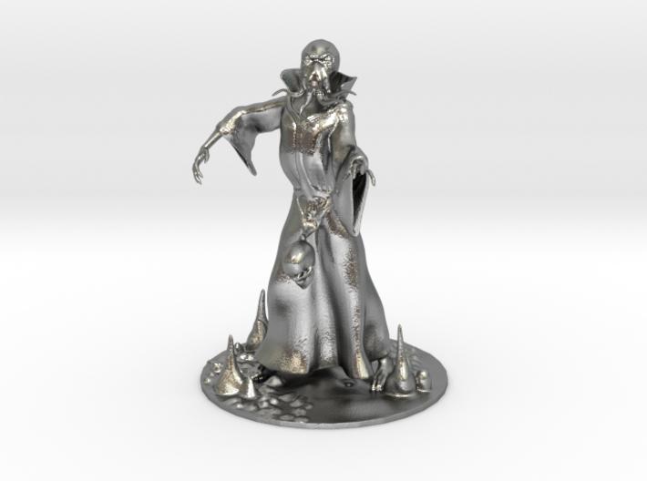 Mind Flayer Miniature 3d printed