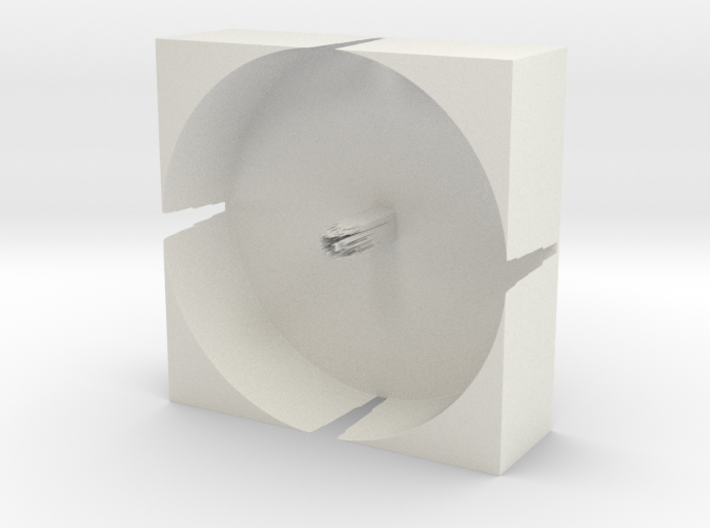testseatversion000000 3d printed