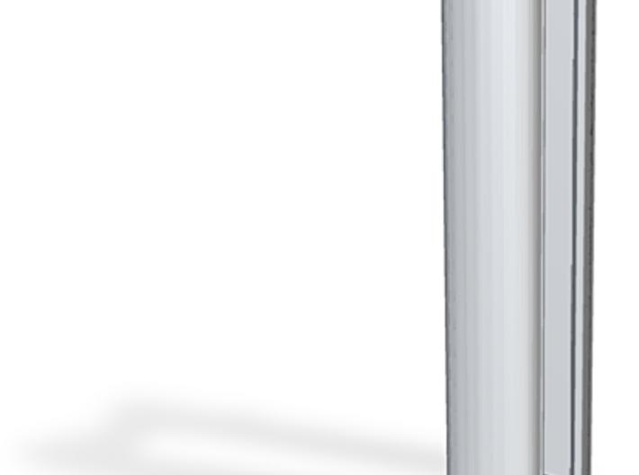 LB&SCR 54ft Balloon Brake Shell (N 1:148) 3d printed