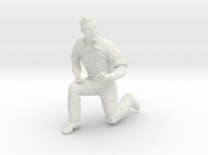 1-12 Generic Worker Figure 11-26-2 3d printed