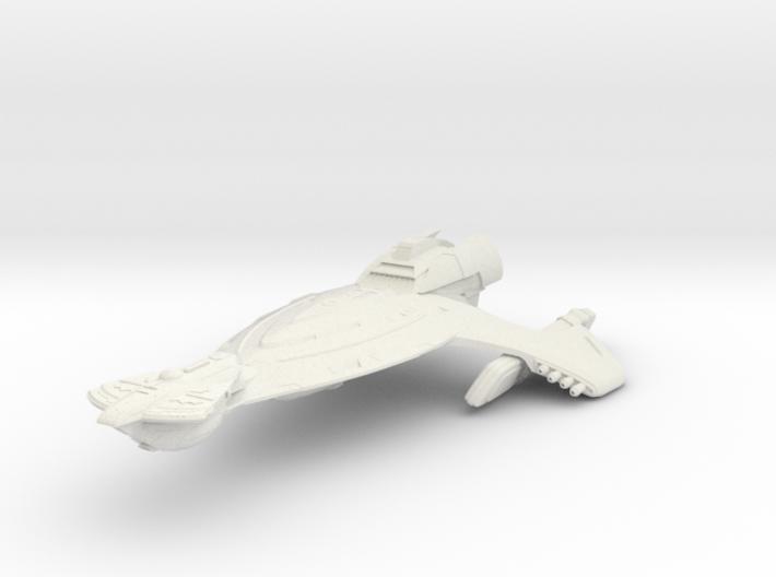 Klingon Jan Class BattleInterceptor 3d printed