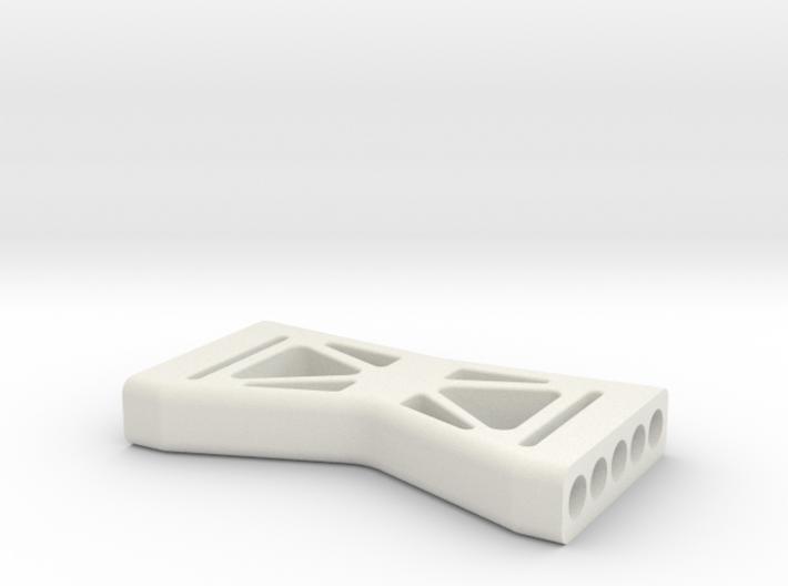 Gen2 Rear Shock Brace 3d printed