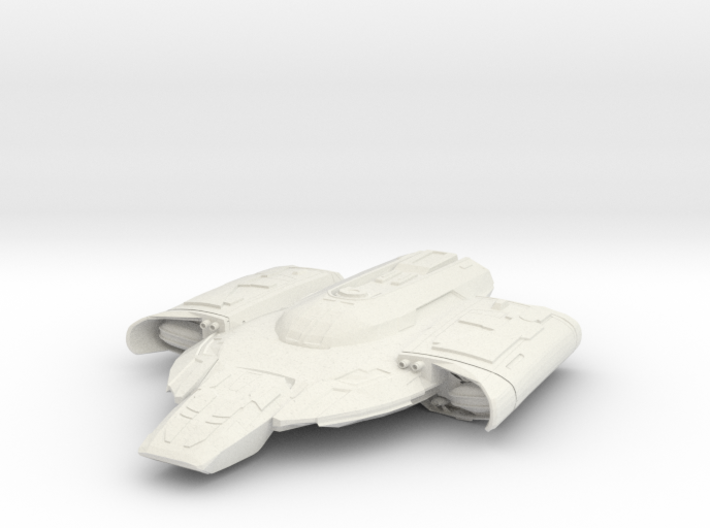 Venmaxin Class Refit C ScoutDestroyer 3d printed