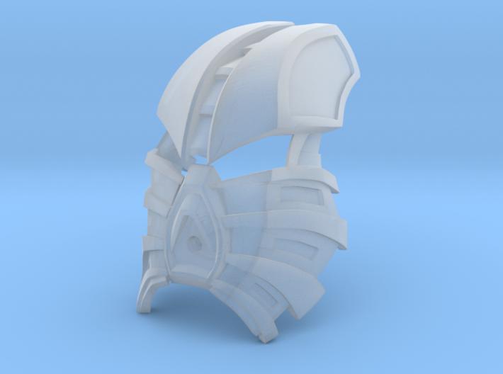 Mask of Emulation - Pouks 3d printed