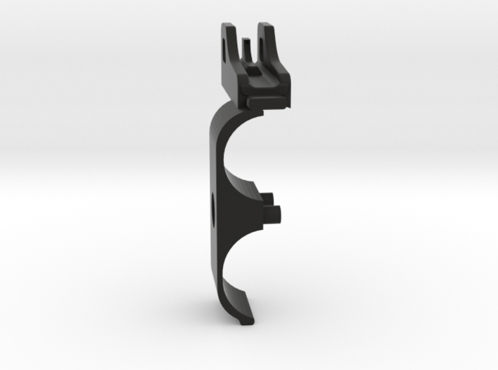 Cyma M870 airsoft front sight (Left side) 3d printed