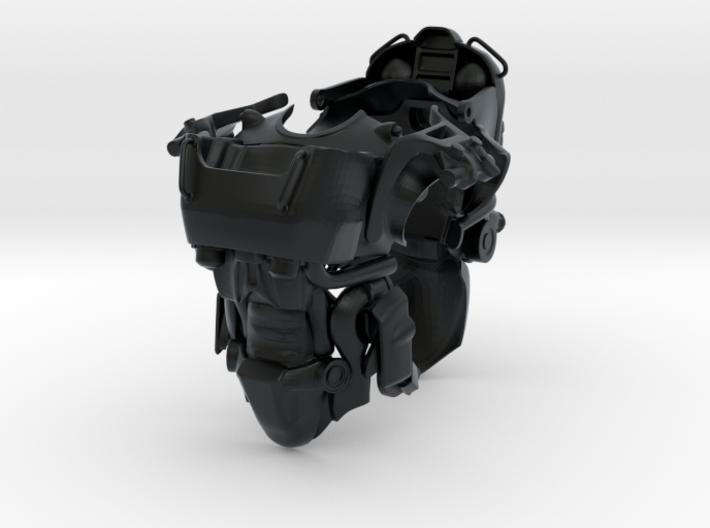 T60 Torso (1:12 Scale) 3d printed