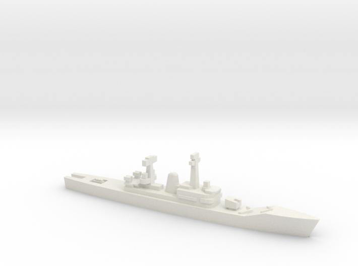 Van Speijk-class frigate (1963), 1/1800 3d printed