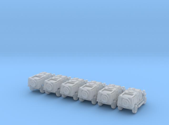 RG32M LTAV 6x 3d printed