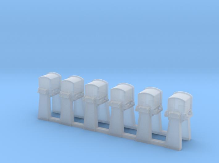 TJ-H04671x6 - Detonateurs bas 3d printed