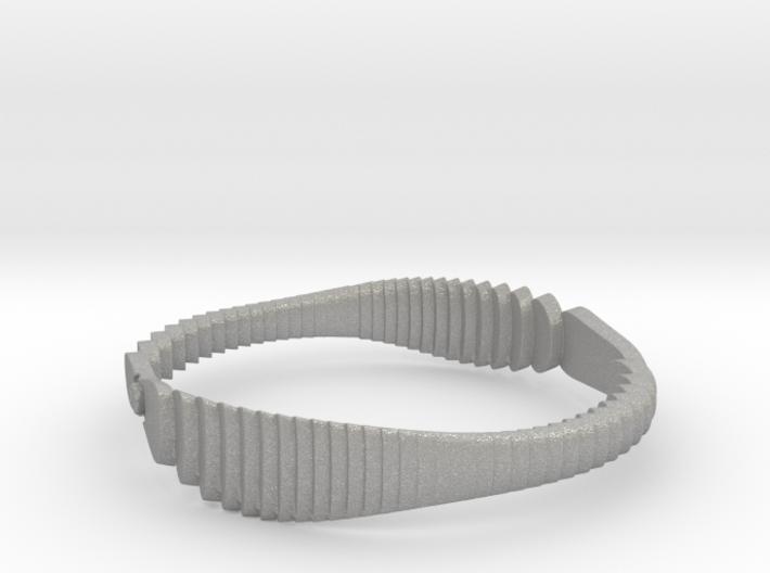 Parametric Bracelets 3d printed