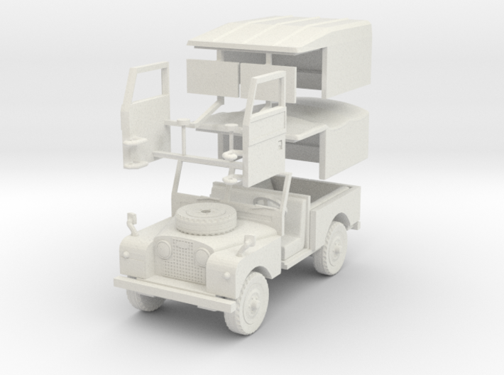 LandRoverS1 88 1 30 B 3d printed