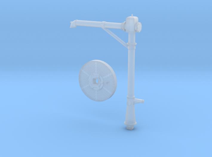 TJ-H04506 - Grue à eau PO type A 3d printed