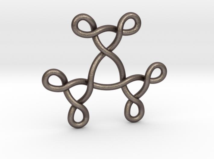 4cm Necklace 3d printed