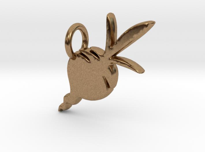 Beet Charm 3d printed