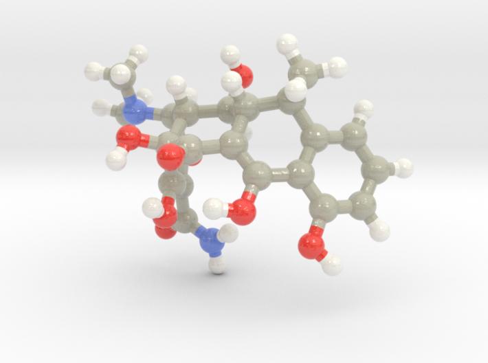Doxycycline 3d printed