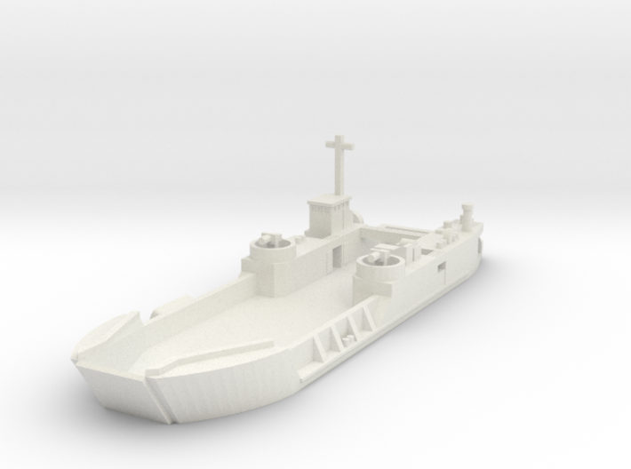 1/285 Scale LCT6 3d printed