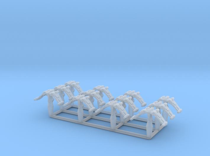 (Armada) 12x V-19 Torrent 3d printed