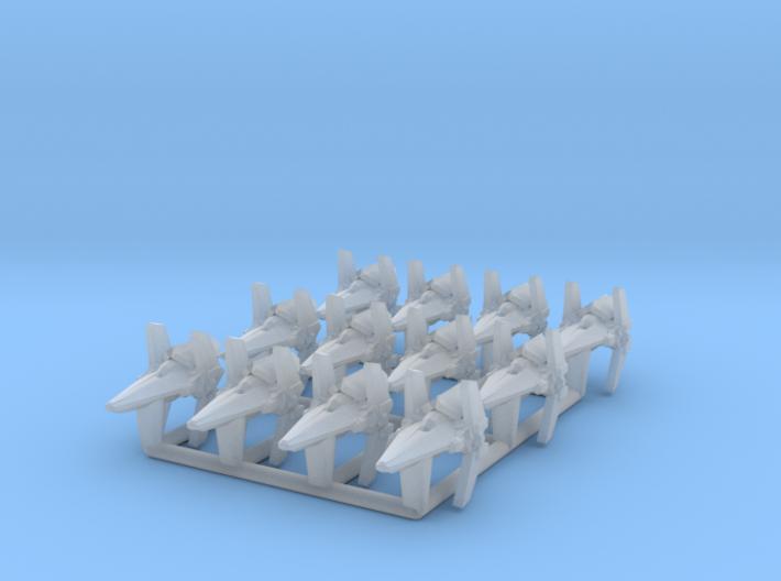 (Armada) 12x V-Wing 3d printed