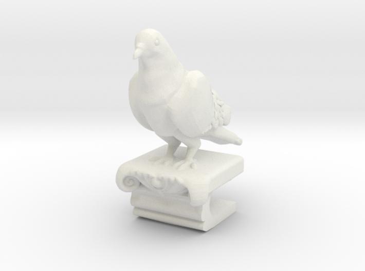Pigeon Clip 3d printed