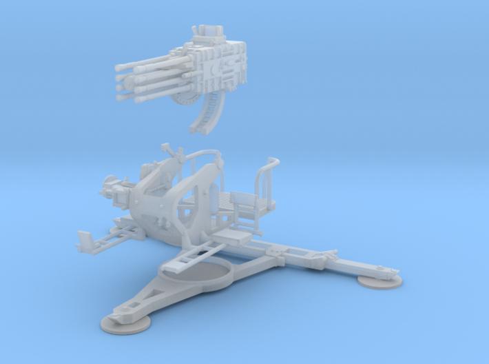 1/72 Salvenmaschinenkanone (SMK) typ 2 3d printed
